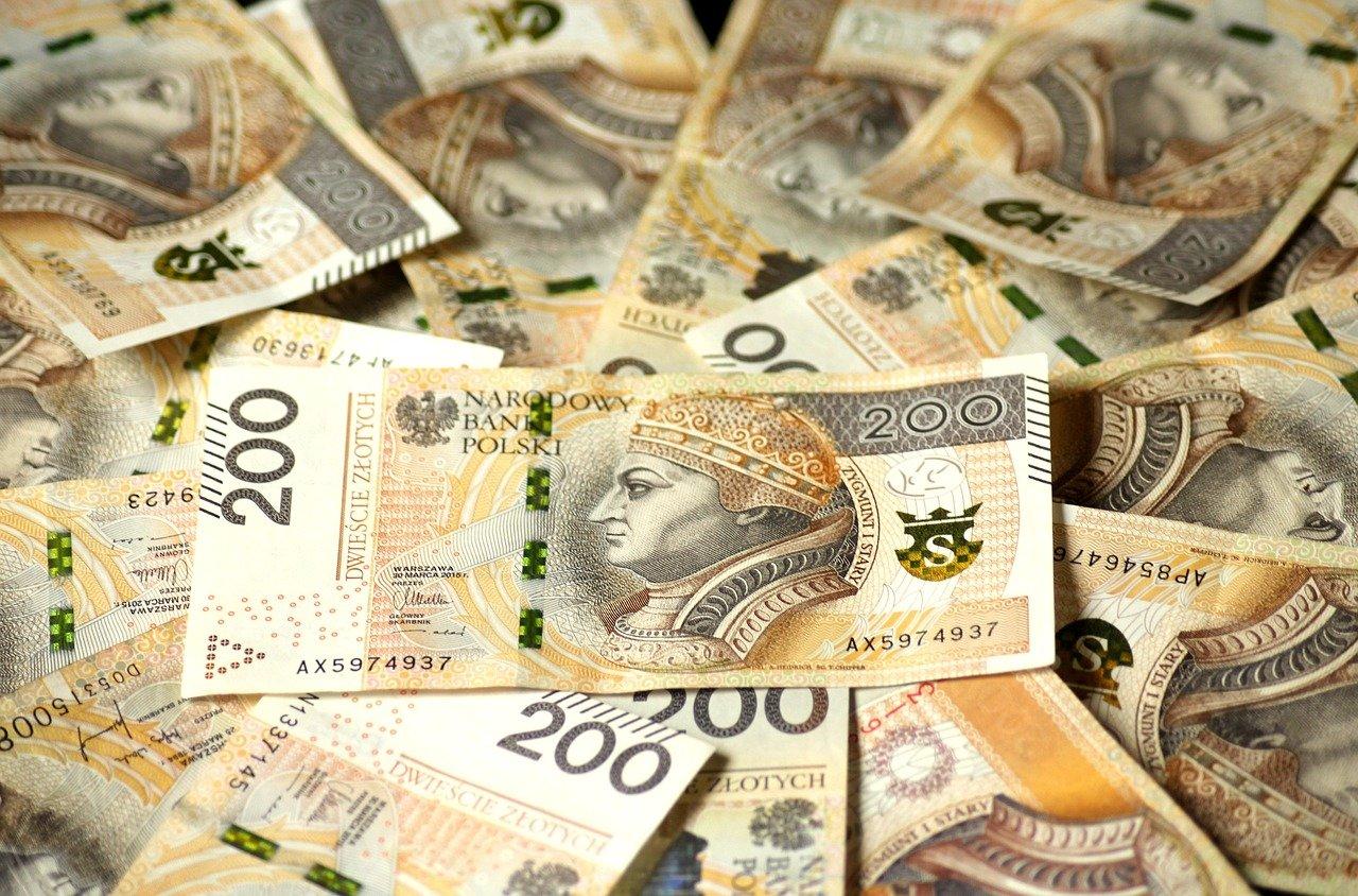 bankoty_pieniądze